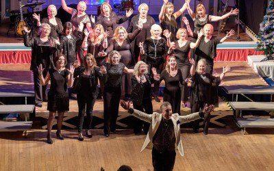 Newly chartered: Zero Degrees Chorus