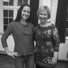 Gaynor Schofield and Chantel Parsons - Viva Acappella