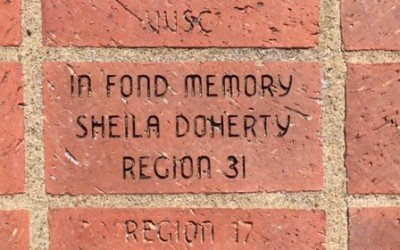 In memory of Sheila Doherty