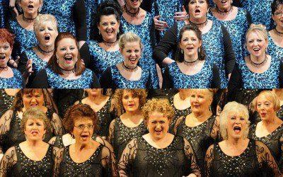 Chorus Semifinal results from Las Vegas