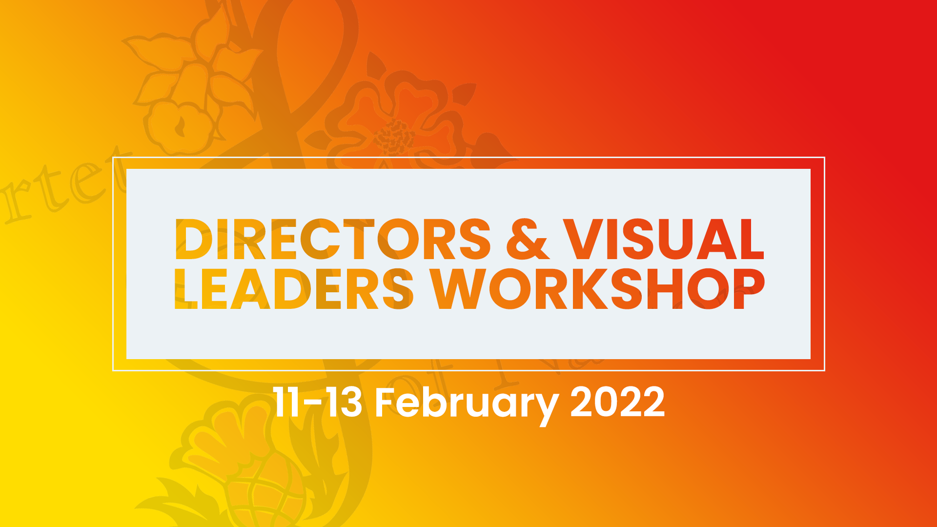 Big Dreams Quartet Workshop 15-16 Jan 2022