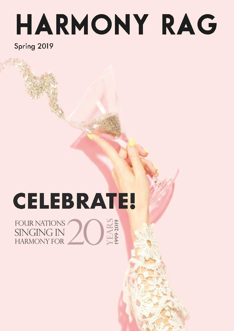 Harmony Rag Spring 2019 Cover