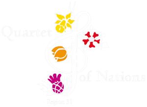 Quartet of Nations Region 31