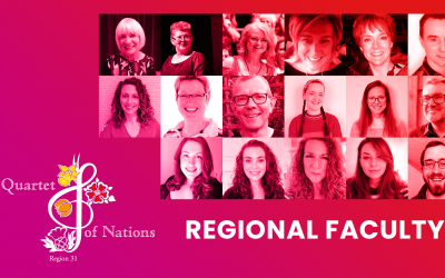 Announcing our new regional faculty