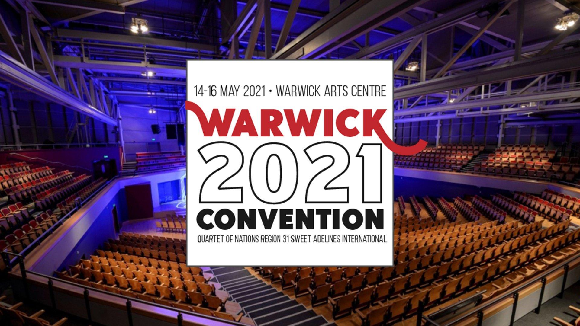Warwick 2021 Convention