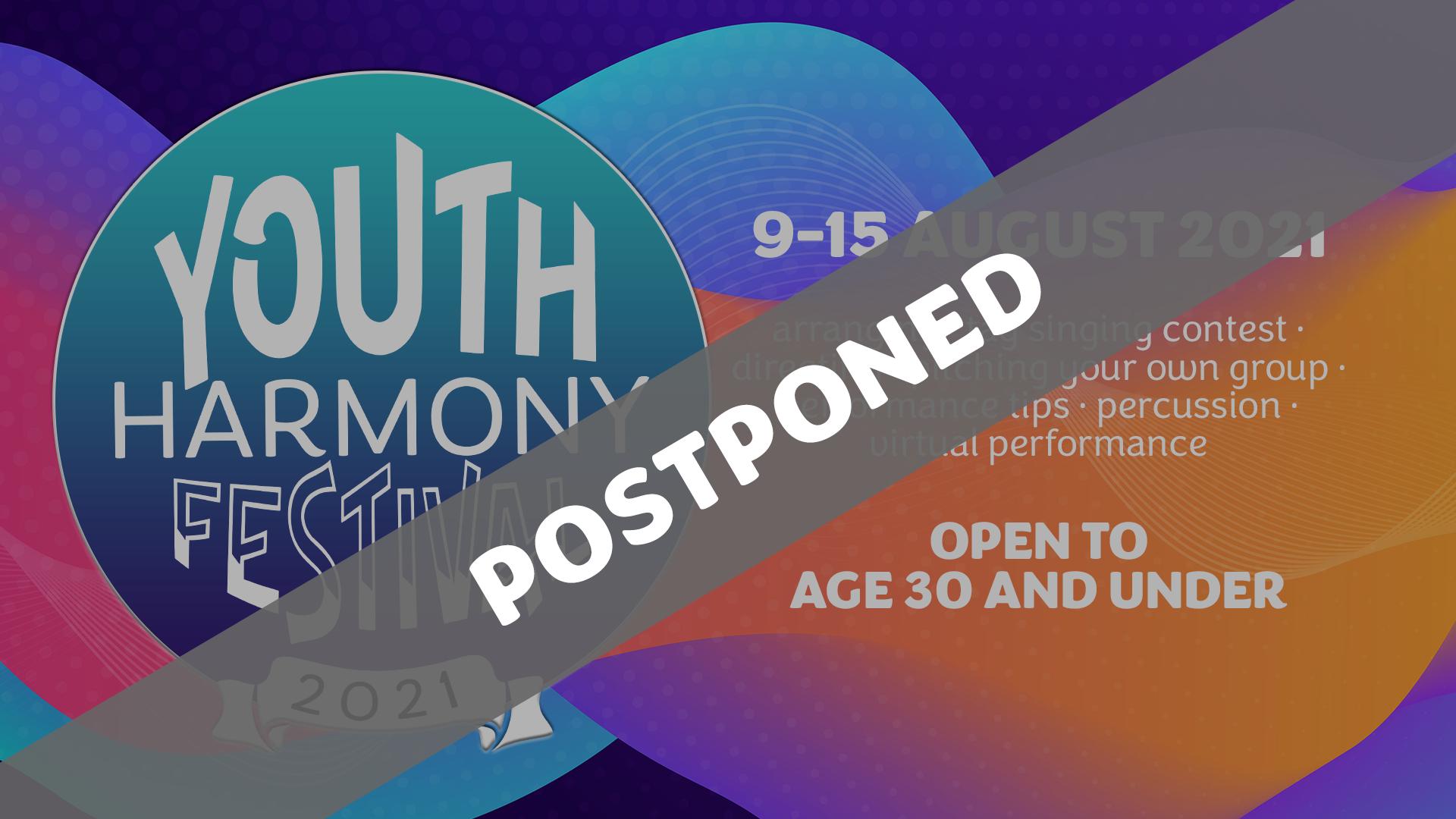 Youth Harmony Festival 2021