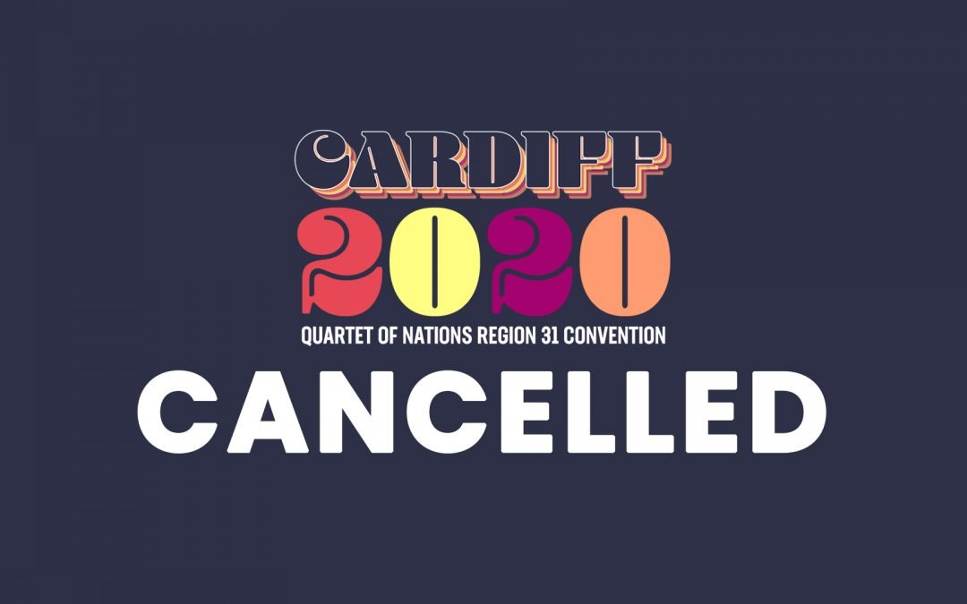 CANCELLED: Cardiff 2020 Convention