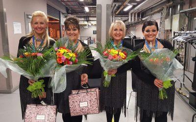 Life's A Pitch wins quartet competition