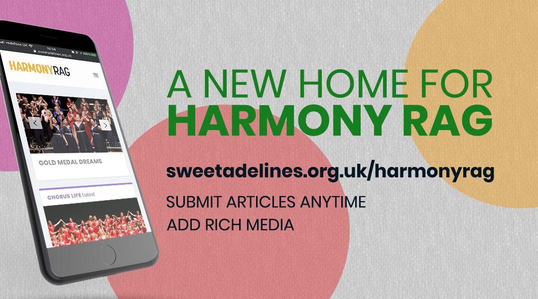 New home of Harmony Rag