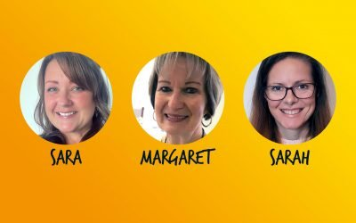 Say hello to our new regional leaders