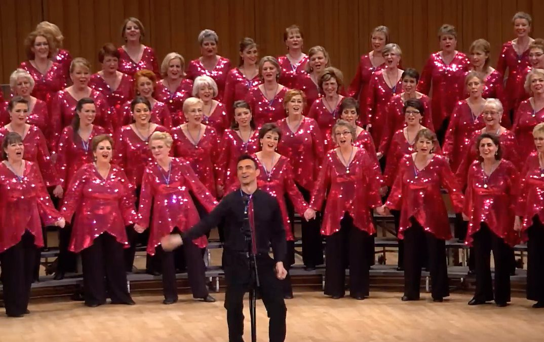 BREAKING NEWS: Forth Valley Chorus wins chorus competition