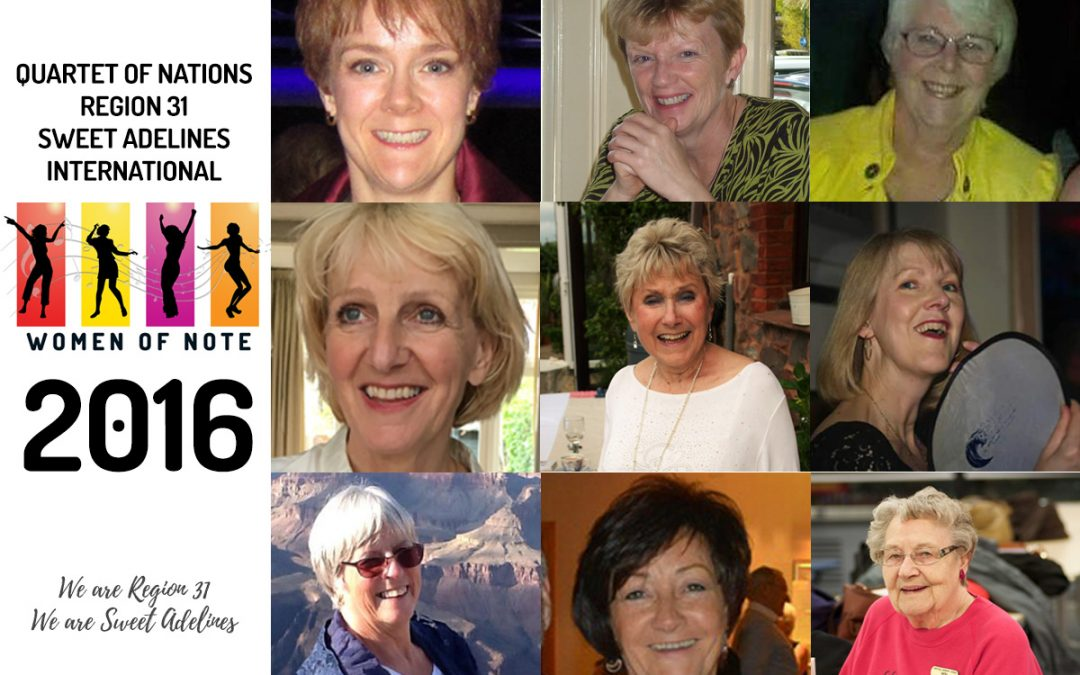 Meet the Women of Note for 2016