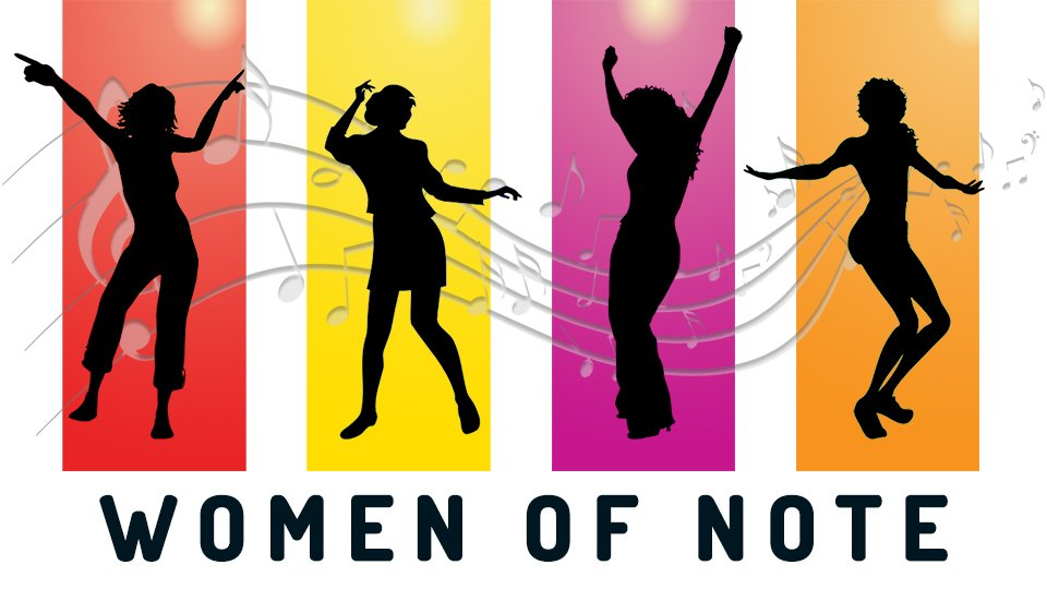 Quartet of Nations Region 31 Women of Note