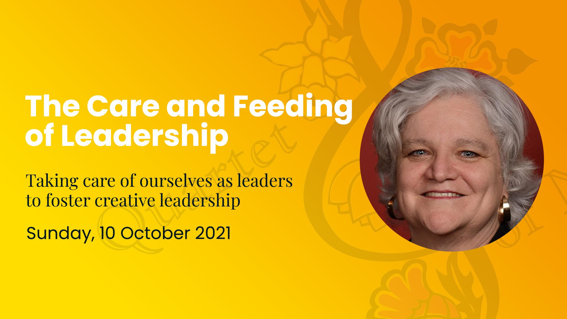 The Care and Feeding of Leadership